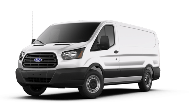 2019 Ford Transit Commercial Cargo Van Commercial-truck